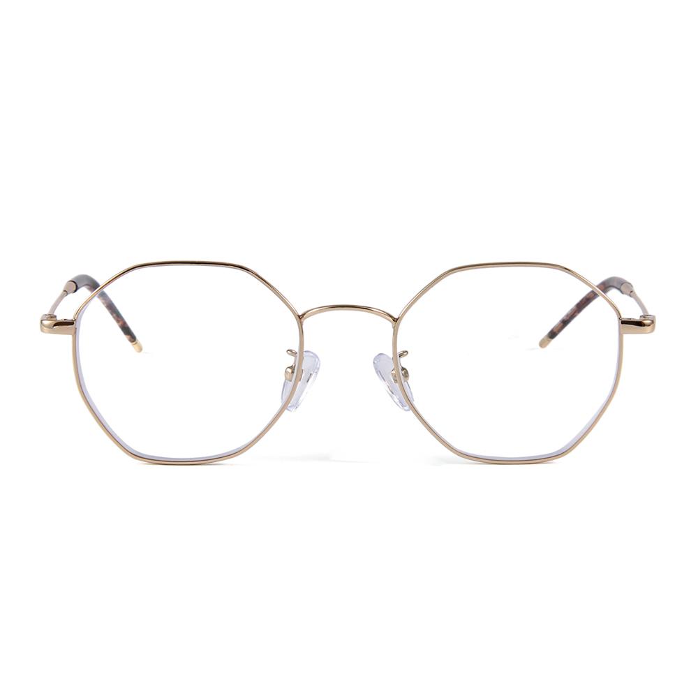 40c445f9e 2018 جديد عصري الصين نظارات المصنعين الذهب جولة النظارات البصرية-أطر ...