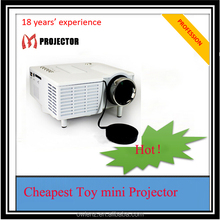 1080P Full HD Passive 3D projector UC28+ LED mini Pocket Projector