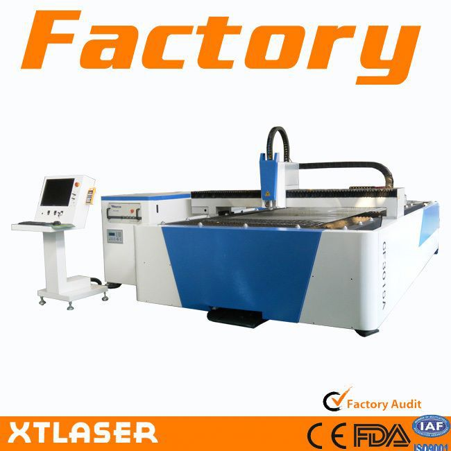 high power! Jinan XT Laser1530-1000w fiber laser for metal cutting machine