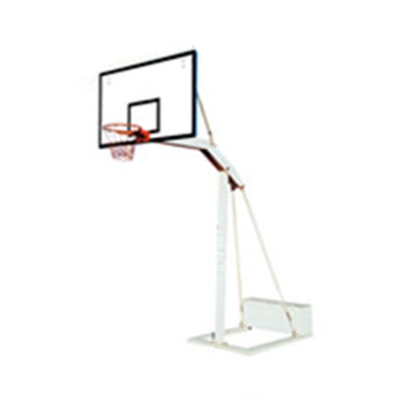 Basketball stand used outdoor sports training equipment for sale
