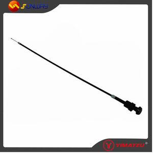 ATV UTV Parts Choke Cable - XY500UE, XY600UE, Chironex, Knob, 48 4cm