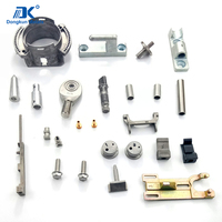 custom steel cnc machining parts for machine