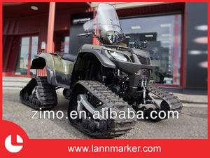 ATV tracked vehicle