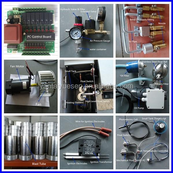 Green House Oil Burner/ Forge Burners /used Oil Machine Burner - Buy ...