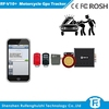 Mini Car Gps Tracker / Small Gps Tracking Device for Motorcycle rf-v10+