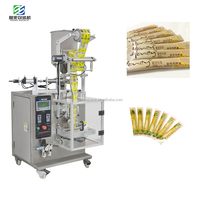 Peanut butter packing machine paste sauce stick package