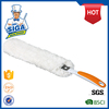 Mr SIGA 2015 new syle hot sale high quality plastic flexible microfiber cleaning duster with button
