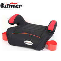 HDPE/Knitted fabric brand new baby car seat backless booster car booster seat