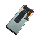 Wholesale for Samsung Galaxy S8 LCD, mobile phone parts with replacement for Samsung Galaxy S8 LCD made in China