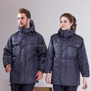 winter protection cold proof thicken cotton padding uniform / work clothes / workwear