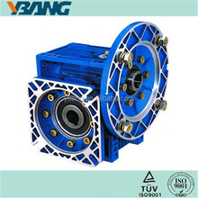 Worm Gearing Arrangement 90 Degree Transmission Gearbox