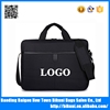 China manufacture supply new fashion 14 15 inches cheap custom men laptop bag with your logo