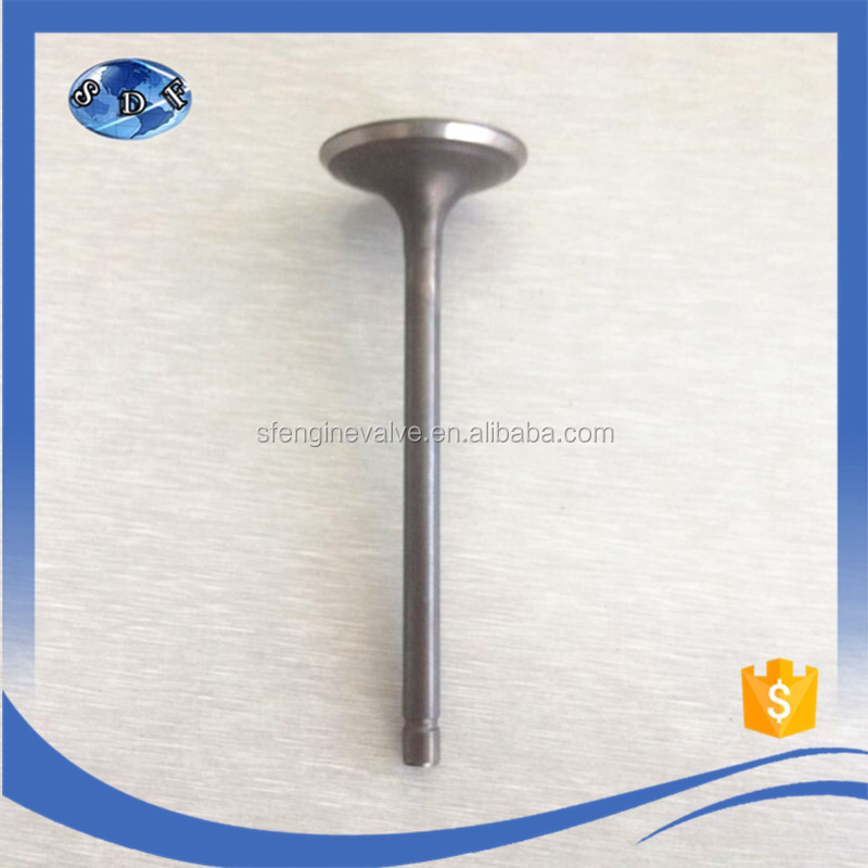 Hot sell auto parts Renault intake and exhaust engine valve OEM 7701458180/7701458190