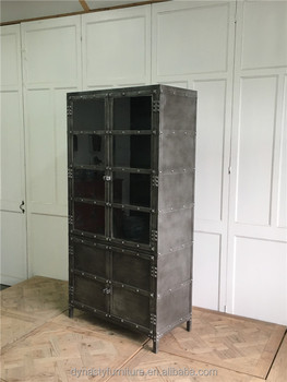 Armadietti Di Metallo.Mobili In Stile Industriale Metallo Armadietto Di Ferro Buy Cabinet Armadio Metallico Armadietto Di Ferro Product On Alibaba Com