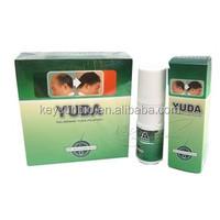 Herbs hair tonic for hair back spray No.1 selling YUDA hair growth pilatory
