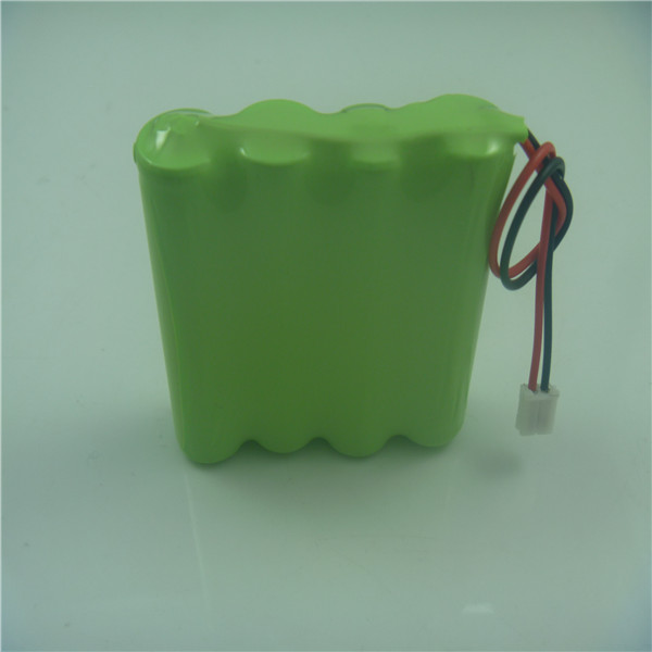4.8v Ni-mh Aa 2100mah Rechargeable Battery Pack China Factory ...