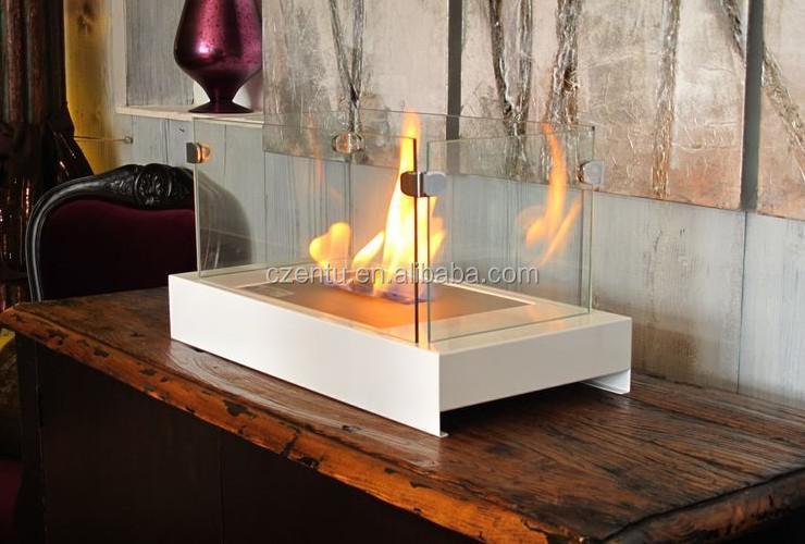 cheminee ethanol ca chauffe ou pas
