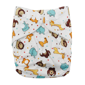 Hot sale competitive price baby diaper cover cloth baby washable cloth diaper reusable cloth diaper