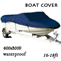 best selling Yacht/pontoon boat cover