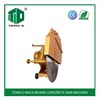 high quality hydraulic walk behind concrete asphalt cutter for sell