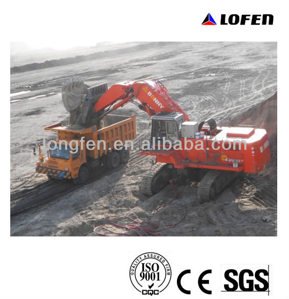 2015 latest 49ton electric Hydraulic Excavators for sale