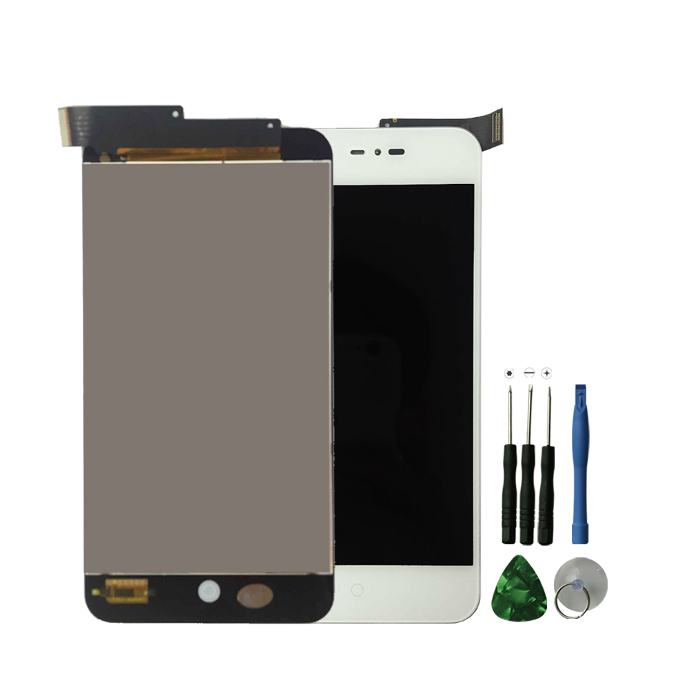 White For MEIZU MX2 LCD Display with Touch Screen Digitizer, LCD Assembly replacement For MEIZU MX2 M040 with free tools