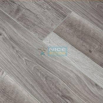 Grey hot sale high quality low price waterproof laminate floor 12mm 10mm 8mm