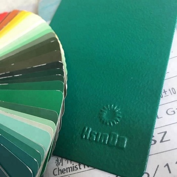 Sample available in Lamp-chimney colourful spray powder coated paint