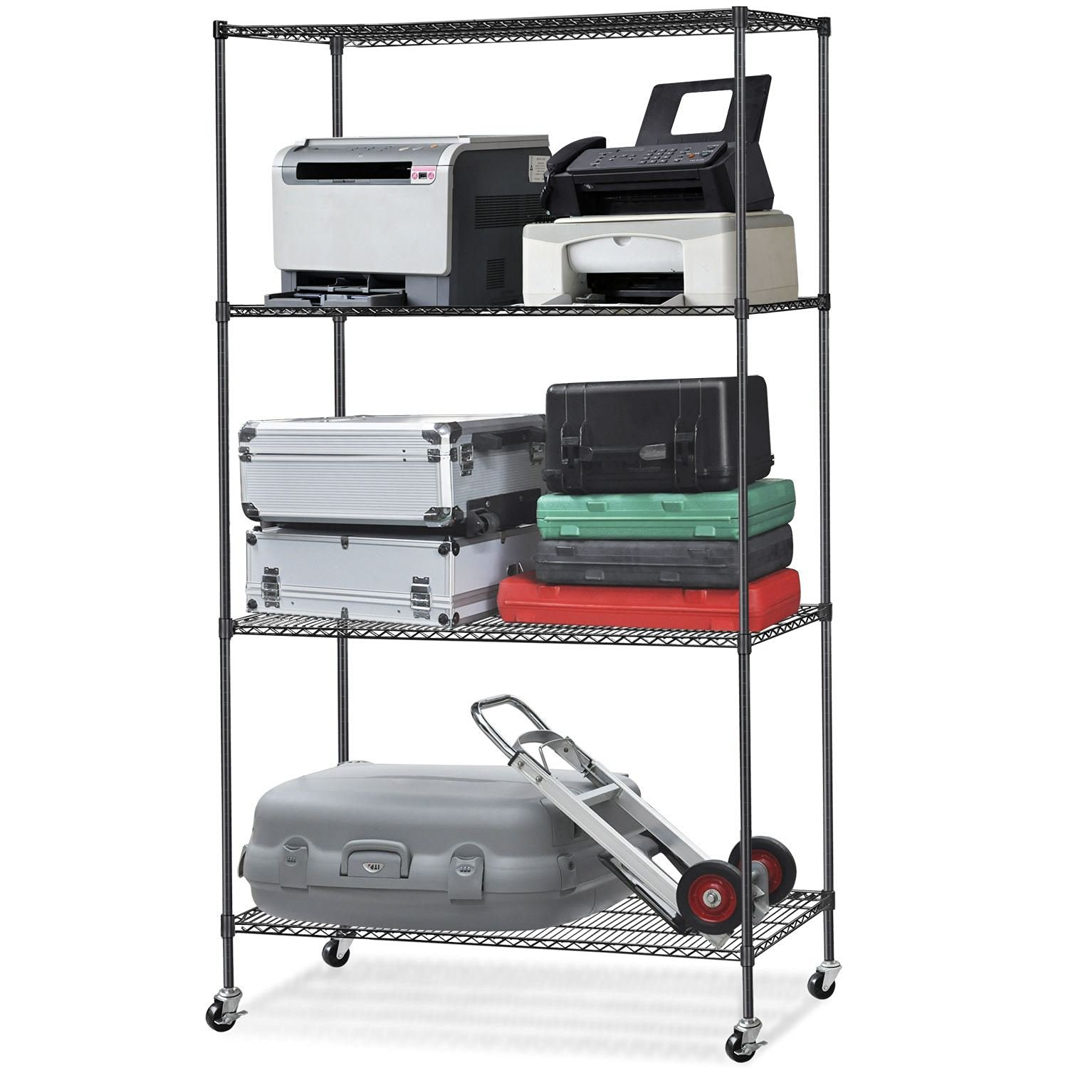 Cheap 5 Tier Metal Shelving, find 5 Tier Metal Shelving deals on ...