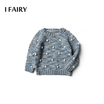 070d801b0 Custom design cotton yarn knitted pullover baby boys stylish ...