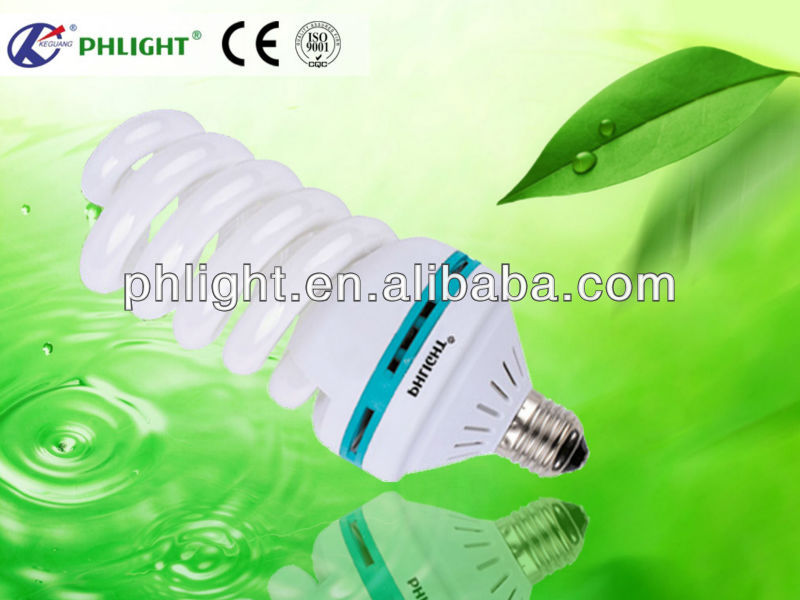 220V China new products 40W full spiral Screw economic lamp