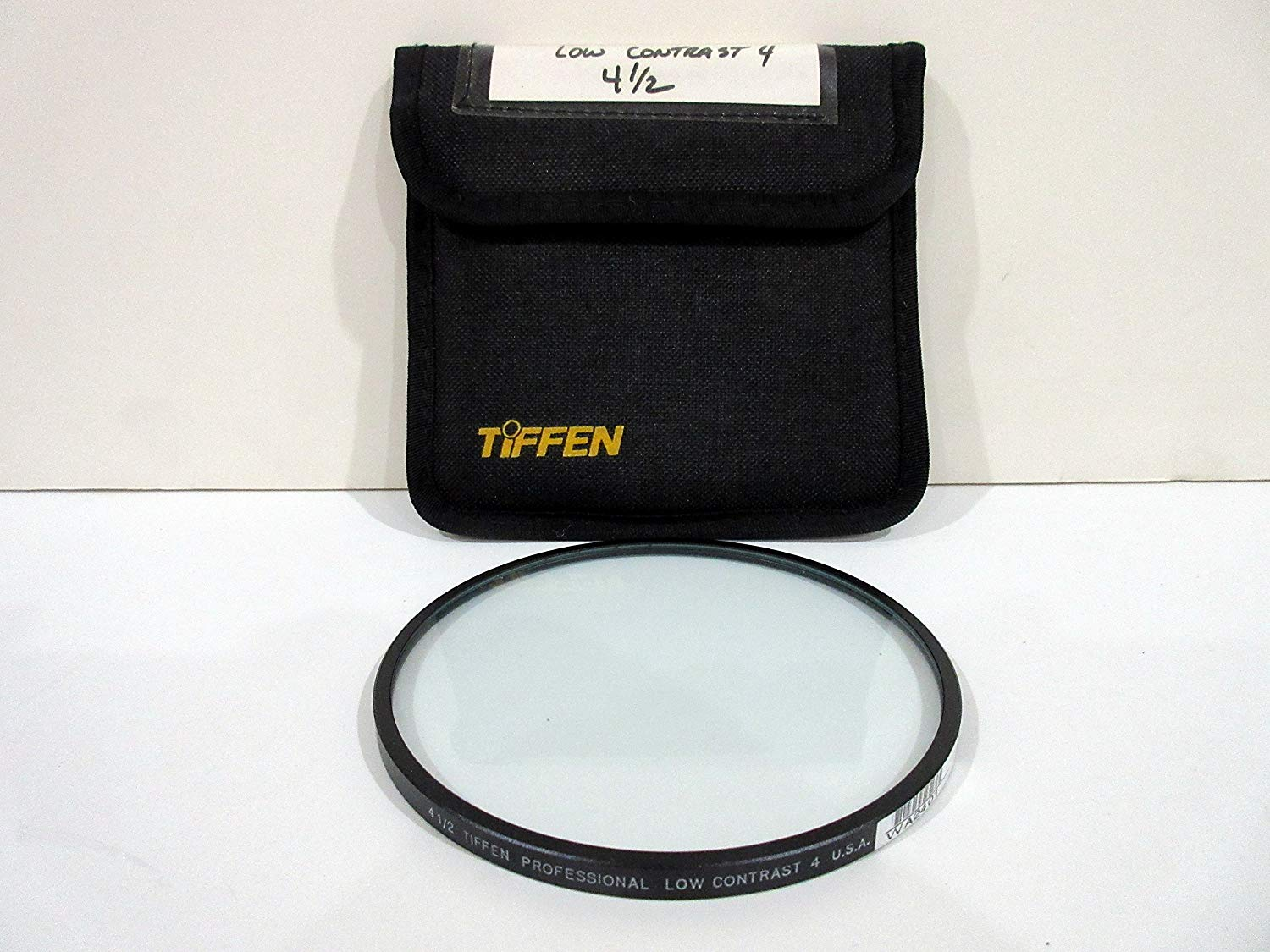 Tiffen 49LC1 49mm Low Contrast 1 Filter
