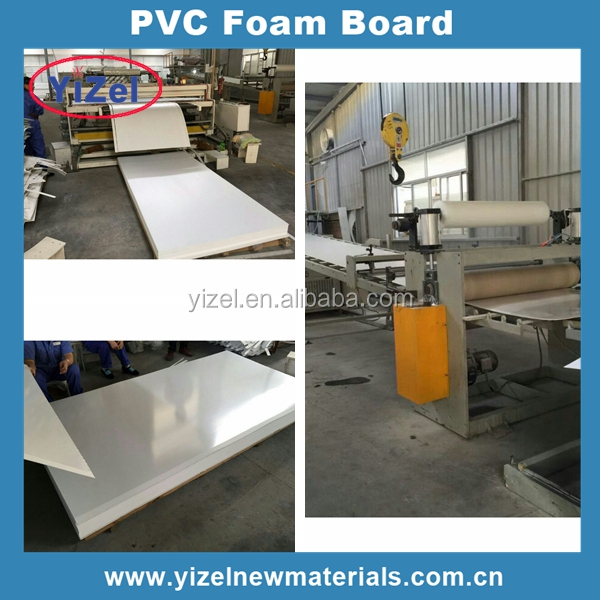 best price Recycled Plastic White PVC Foam Board