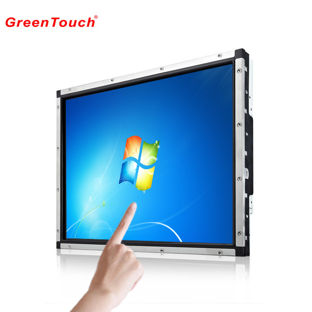 17 inch Waterproof Touch Monitor Open Frame Touch Screen Monitor for <strong>Payment</strong> Kiosks/Bank ATM machine