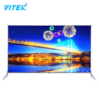 43 50 inch Metal Case Smart ELED TV, Remote Control Television set 32 inch HD Big TV, New products Slim ELED 43 50 LCD TV