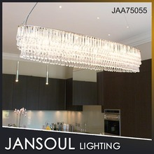 Hot selling contemporary chandelier crystal light for dinning room
