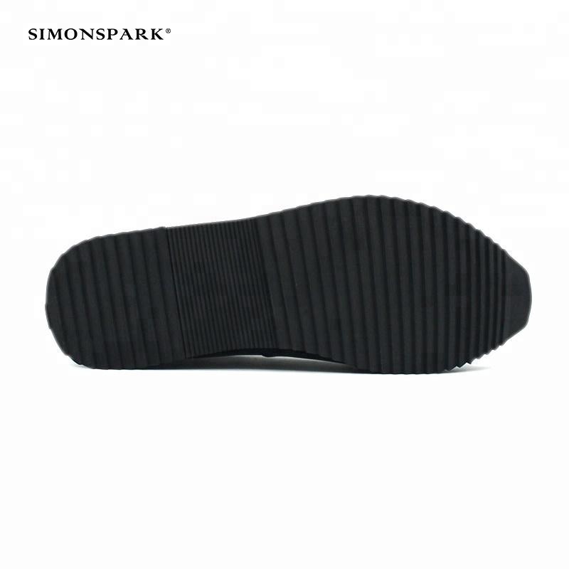 casual genuine hot leather Brand sneaker sport high class black men sale shoes 2018 dzgqwXg