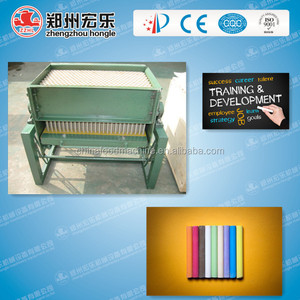 Factory price chalk machine for school chalk making