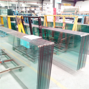 High quality building production line , big building glass direct selling