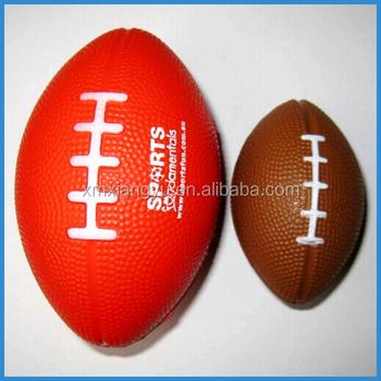 6 Inch Mini Pu Foam Rugby Ball