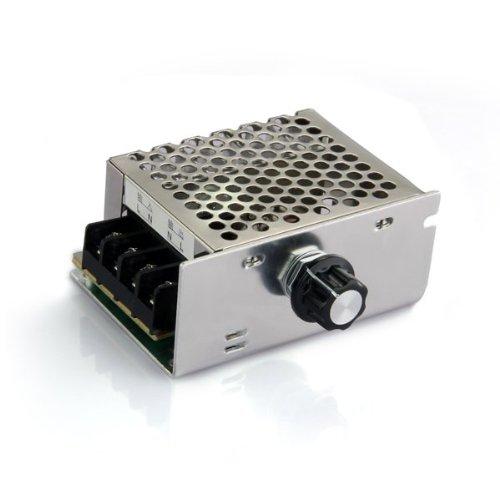 IMC hot Voltage regulator Voltage Speed Controller SCR Dimmer + Shell AC 220V 4000W