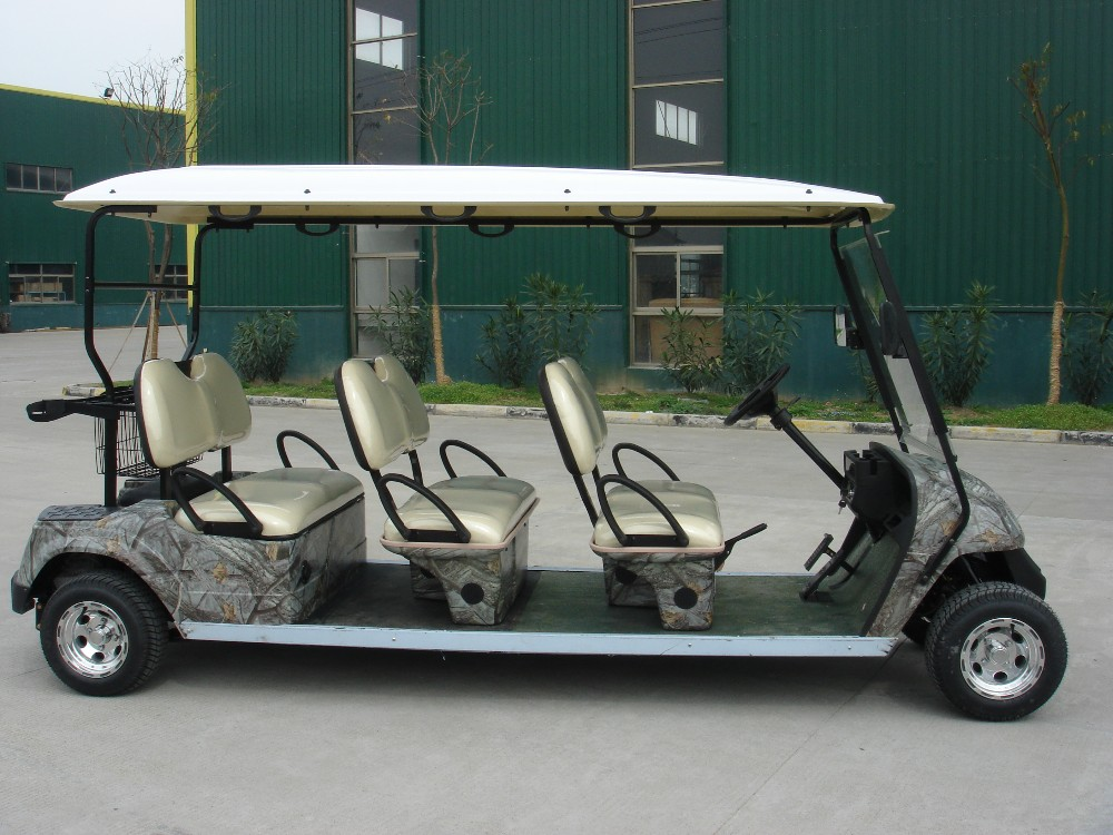 6 seater electric golf cart for sale golf carts for for Motorized carts for sale