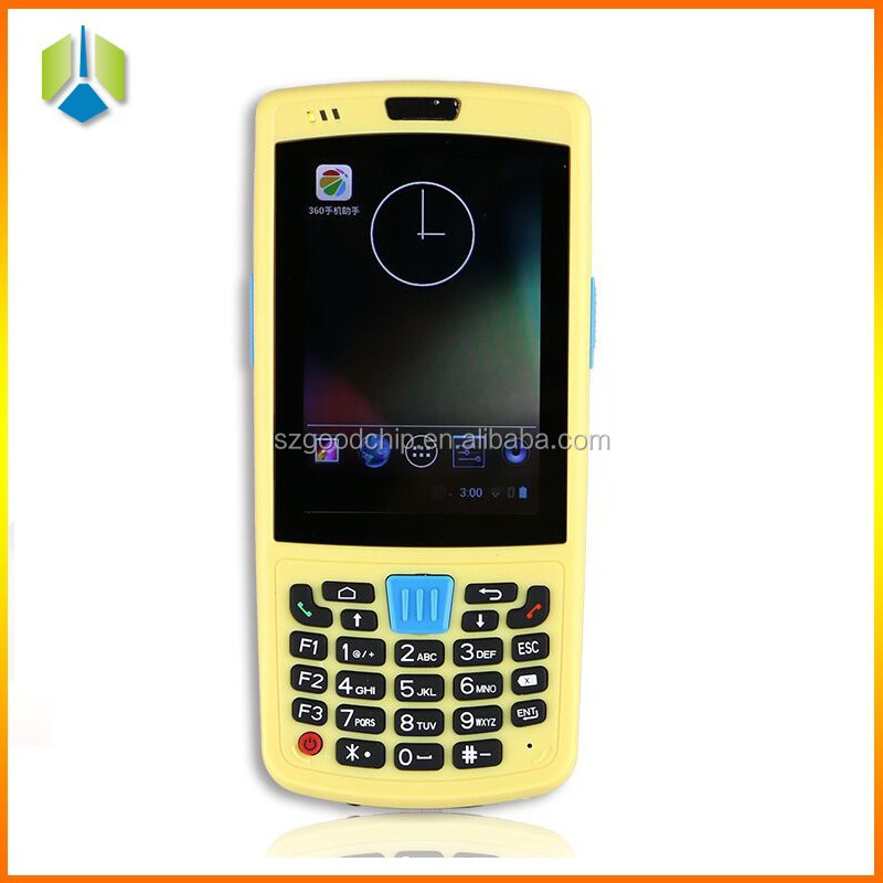 3.5 inch android pda/passport reader/mrz ocr scanner with 480*320 resolution --Gc033A