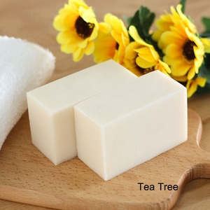 Best Sale Tea Tree Essential Oils Pregnant Baby Clothing Natural Cleansing Handmade Cold Soap