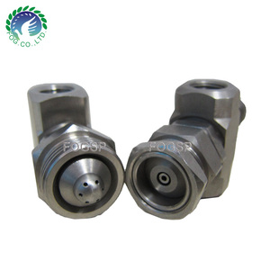 Air Atomizing Nozzle, Fine Fog Pneumatic Spray Nozzle for Iron & Steel Making J JPL