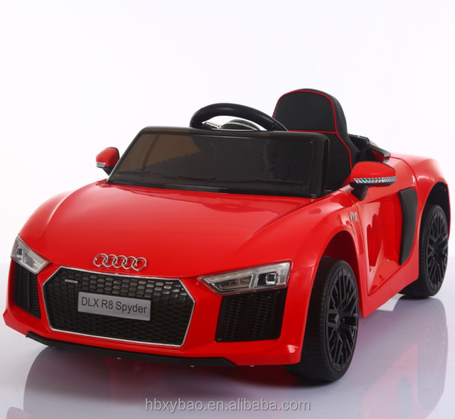 999pp_hlx-999 new style simulation car pp plastic baby battery powered
