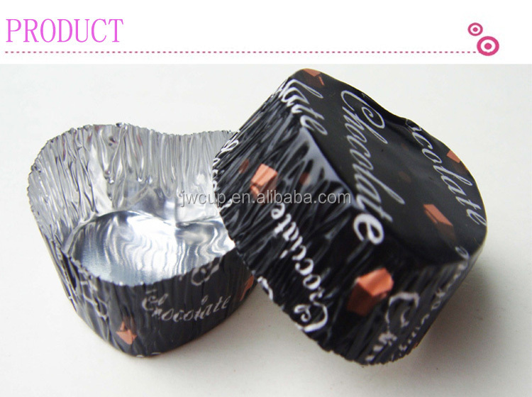 Aluminum Container Baking Cake Cup & Foil Chocolate Cups