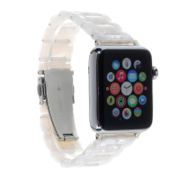 For Apple Watch Band Resin Watch Band,Watch Bracelet for iWatch Band 38mm 42mm