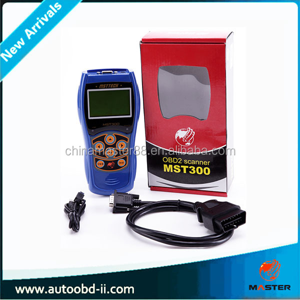 automotive diagnostic diesel OBD2 coder reader scanner MST300
