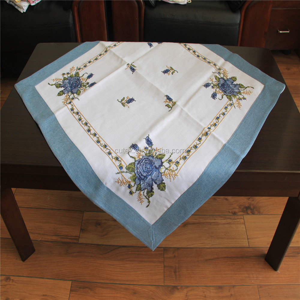 Table cover embroidery designs - Embroidery Design Patterns For Table Cloth Embroidery Design Patterns For Table Cloth Suppliers And Manufacturers At Alibaba Com